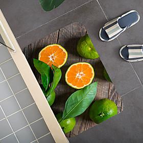 Fresh Fruit Pictures Rug Door Mat Hallway Carpets Area Rugs for Bedroom Living Room Carpet Kitchen Bathroom Anti-Slip Floor Mats