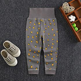 Kids Boys' Basic Print Print Pants Gray