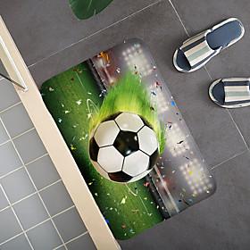 Creative Christmas Rug Door Mat Hallway Carpets Area Rugs for Bedroom Living Room Carpet Kitchen Bathroom Anti-Slip Floor Mats