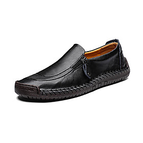 business casual shoes men's large size men's shoes leather casual shoes men's fashion peas shoes all-match leather shoes one generation delivery Shipping Weight:0.5; Listing Date:04/09/2021