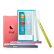 iPod kijelzővédő fóliák