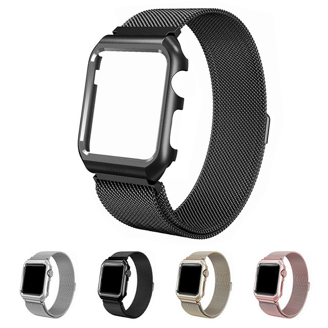 Apple Watch Cases with Band