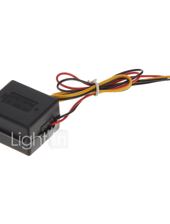 Automotive Sound Filter & Fuse Box 5v Stabilizer 1211996 2020 – $8.27MiniInTheBox