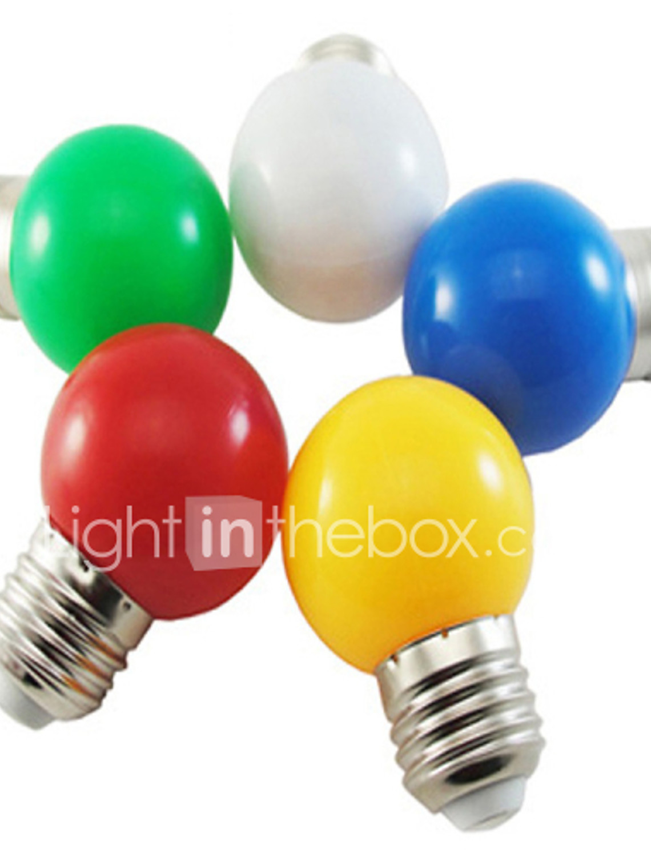 Colour Changing Light Bulb E27 RGB+Warm White 6W Dimmable A60 LED Bulb 1//2//4PCS