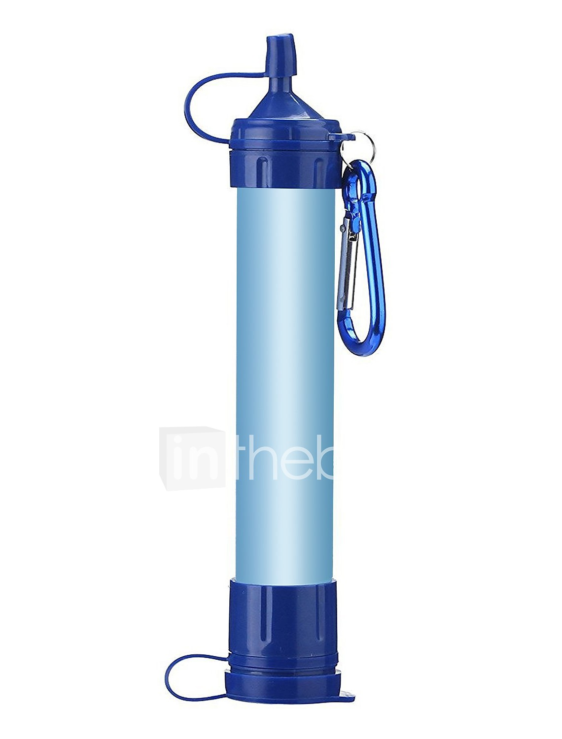 Outdoor Direct Drinking Water Filter Camping Hiking Water Purifier Cleaner GH