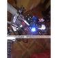 Universal Adjustable Bicycle Mount for Flashlights (2cm~4cm Diameter)