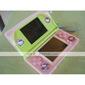 étui en silicone de protection pour Nintedo DS Lite (rose transparent)