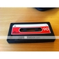 Cassette Style Silicon Case for iPhone 4 (Assorted Colors)