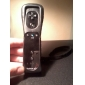 Remote Plus Controller with Silicone Case for Wii/Wii U (Black)