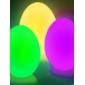 Lampe Forme Œuf de Pâques, Changement de Couleur (CEG421)