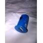 1000mA mini-chargeur voiture USB de cigarette pour iphone iphone 6 6 plus / ipod / mobile - bleu
