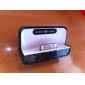 1100mAh Rechargeable Mini Battery for iPad 2/iPad/iPhone 4(Black-White)