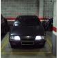 t10 1.5W 9x5050 SMD белый свет Светодиодные лампы для автомобилей поворота сигнальная лампа 2-Pack)