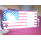 US Flag Hard Protection Back Case for Apple iPhone 4