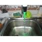 열에따라 색상이 변화하는 주방 수전 조명 (플라스틱, 크롬마무리)