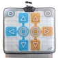 Dance Mat Pad Revolution Controller for Wii/Wii U