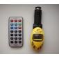 3-in-1 Transmetteur FM Full Range joueur mp3 avec télécommande IR (sd/mmc/mp3/usb/3.5mm)