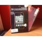 화면 가드 보호대 + 아이폰 4에 대한 청소 천 (2 팩)