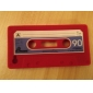 Etui en Silicone Style Cassette pour iPhone 4 - Couleurs Assorties