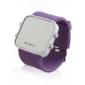 Jelly Led Watch(Purple)