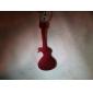 гитара формы бутылки открывалка брелок (случайный цвет) украшения барка