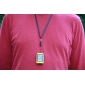 cinta de pescoço larga para gadgets de celulares (preto) diy para iphone 8 7 samsung galaxy s8 s7