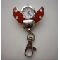 Red Ladybird Style Quartz Analog Keychain Watch Cool Watches Unique Watches