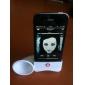 Держатель громкоговорителя рог подставка для iPhone 4 (белый)