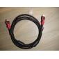 3m 10ft черный v1.3 1080p HDMI между мужчинами высокоскоростного стандарта HDMI кабеля