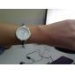 Mulheres Relógio de Moda Relógio de Pulso Bracele Relógio Relógio Casual Quartzo imitação de diamante Lega Banda Rígida Elegant Prata