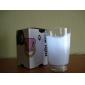 светящиеся чашки молока дизайн белой ночи свет украшение дома (3xAAA)