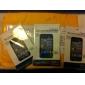 Защитная пленка + ветошь для iPhone 4 (2 шт.)