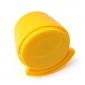 Environmentally Friendly Stapleless Stapler (Random Color)