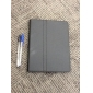 Protective Hard PU Leather Case + Stand for iPad 2/3/4 (Black)