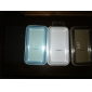 TPU Bumper For iPhone 4 - Pack of 3pcs, Color Assorted