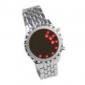 Relógio de Pulso LED espelhado