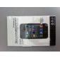 Protection d'Ecran + Chiffon de Nettoyage pour iPhone 4 (2 Pièces)