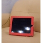 Жесткий чехол с подставкой для Apple iPad (красный)