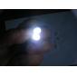 Белые светодиоды, 14000mcd, 5мм (10 шт.)