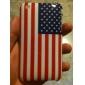 étui de protection drapeau national pour iPhone 3G/3GS (usa)