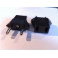 Flat to Round Power Plug Convertor