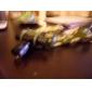 LED Lommelygter Hodelykter Frontlykt LED 160 lm 3 Modus Cree XR-E Q5 Oppladbar Liten størrelse Zoombare Kompaktstørrelse til Sykling 4 *