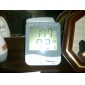 thermomètre hygromètre de température intérieure lcd numérique ta218d