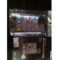 Передняя и задняя защитные пленки с ветошью для iPhone 4/4S