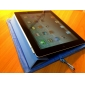 Protective Soft Cloth Pouch Case for iPad 1/2/3/4 and Others (Blue)