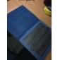 3 vezes o sono função pu estojo de couro e suporte para ipad 2/3/4 (cores sortidas)