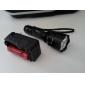 uniquefire T6 3 형태 크리 사람 XM-L T6 LED 플래쉬 등 (1000LM, 1x18650에)