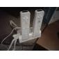 dupla carregar baterias + estação para wii (cores sortidas)