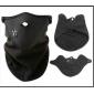 Moto/Ciclismo Máscara Facial Unisexo Ciclismo / Moto Motoclicleta Térmico/Quente Design Anatômico Á Prova-de-Pó Protecção Inverno