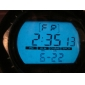 Муж. Спортивные часы Модные часы Наручные часы Солнечная энергия Защита от влаги Работает от солнечной энергии LED Pезина Группа На